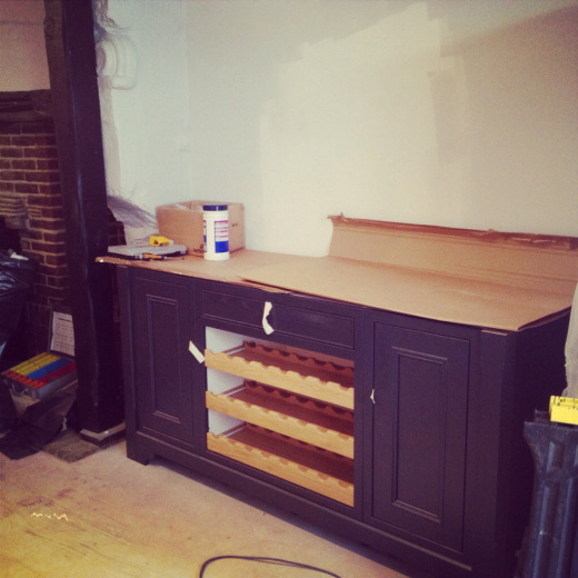 Salcombe dresser