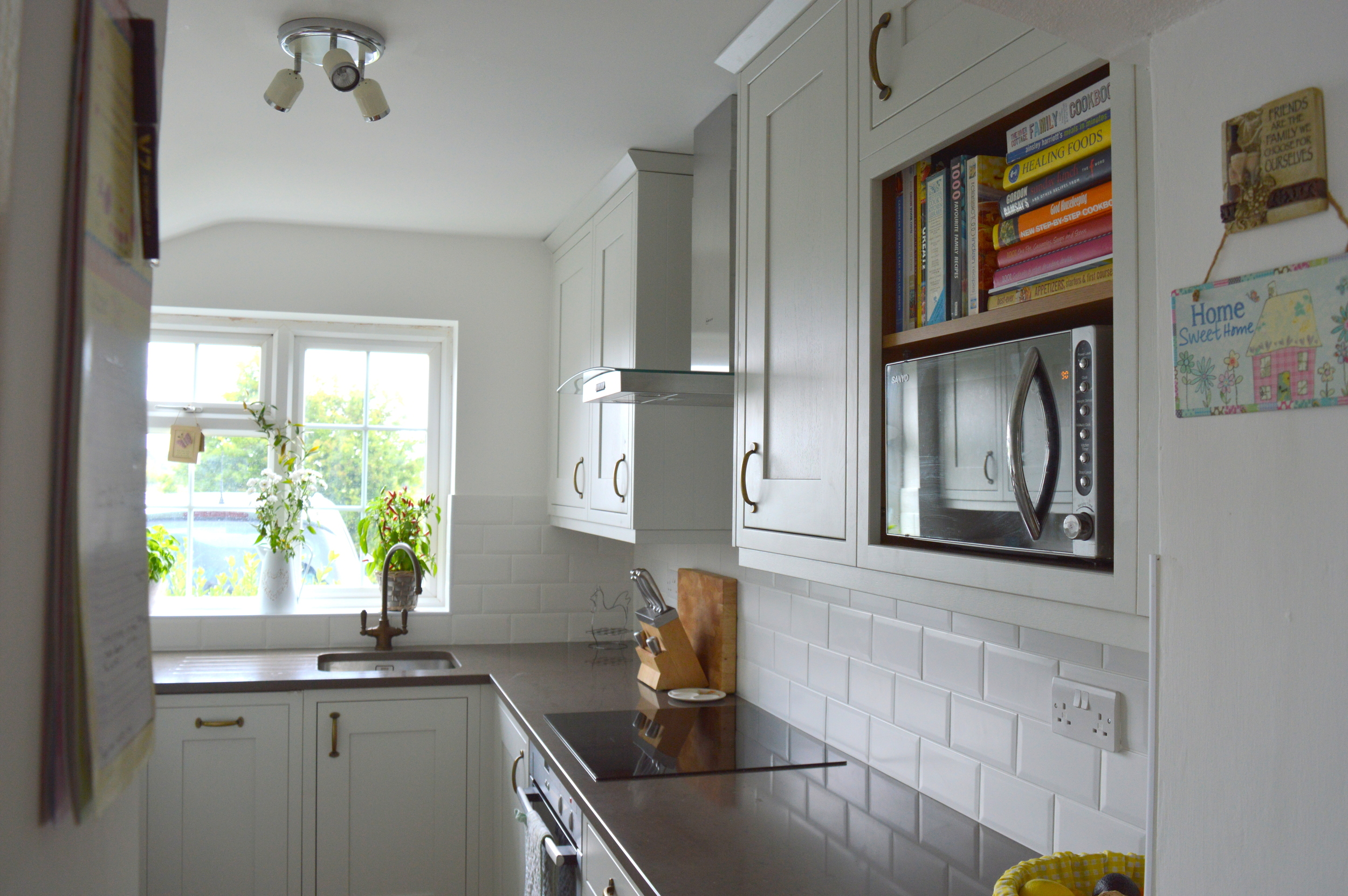 Recently done small kitchen with maximum space