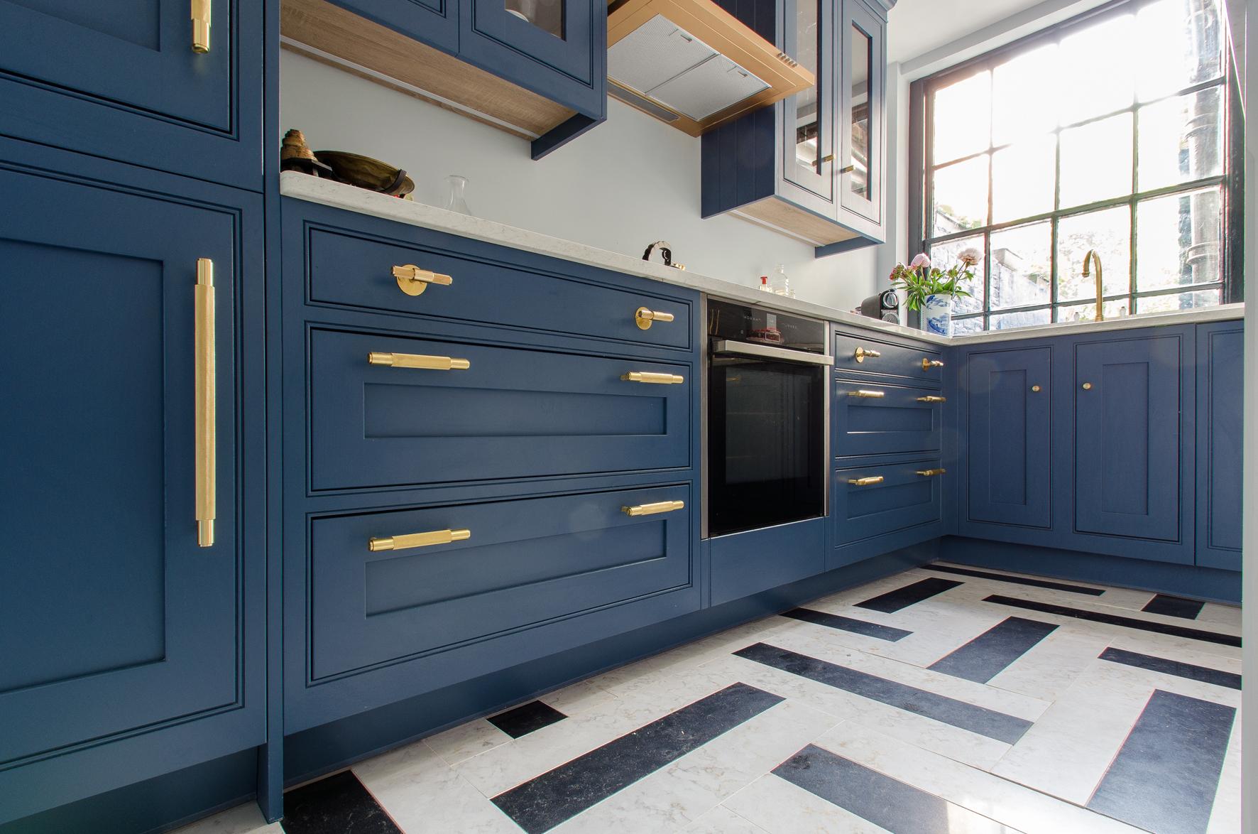 Canterbury town house kitchen