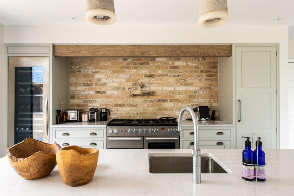 """The Herringbone team helped us to really get the kitchen that we wanted"""