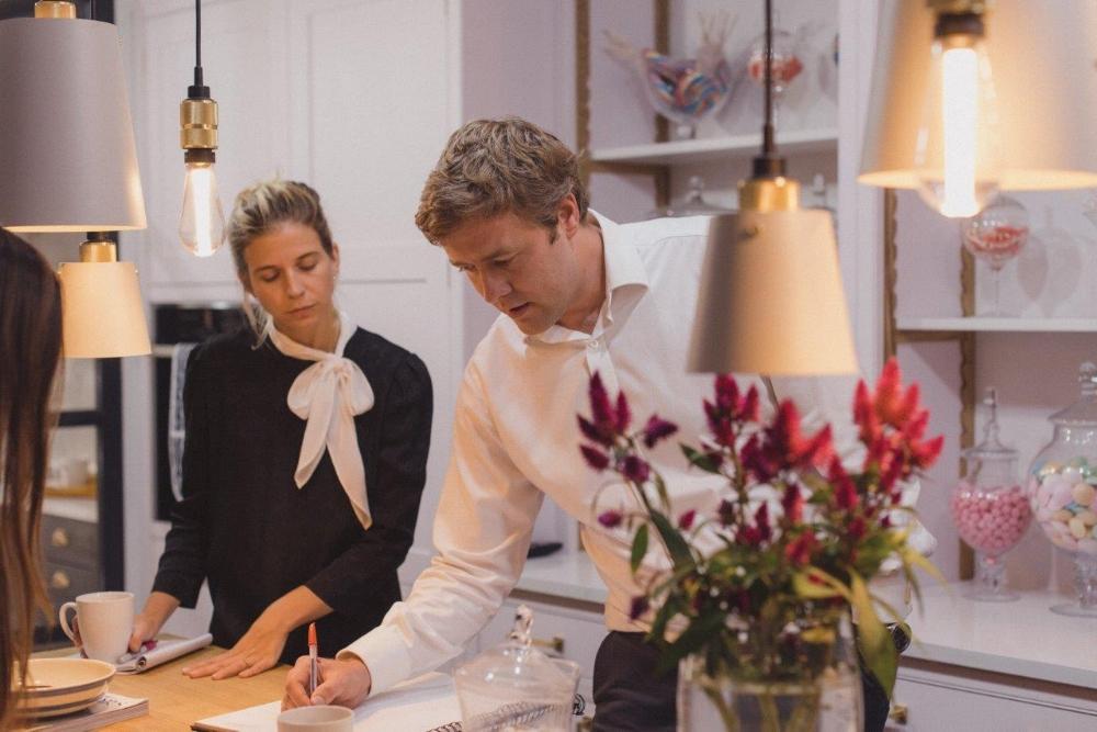Bespoke Kitchen Design Consultation