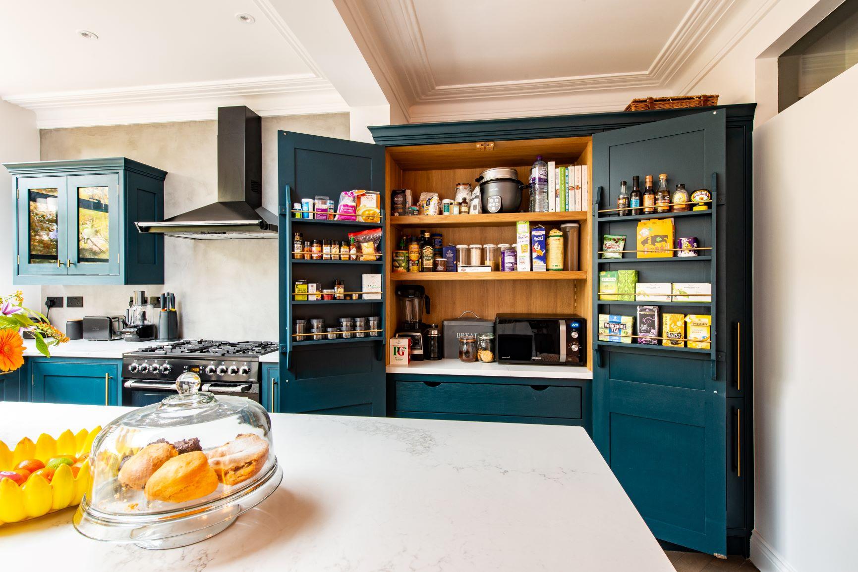 Lily Pebbles Kitchen