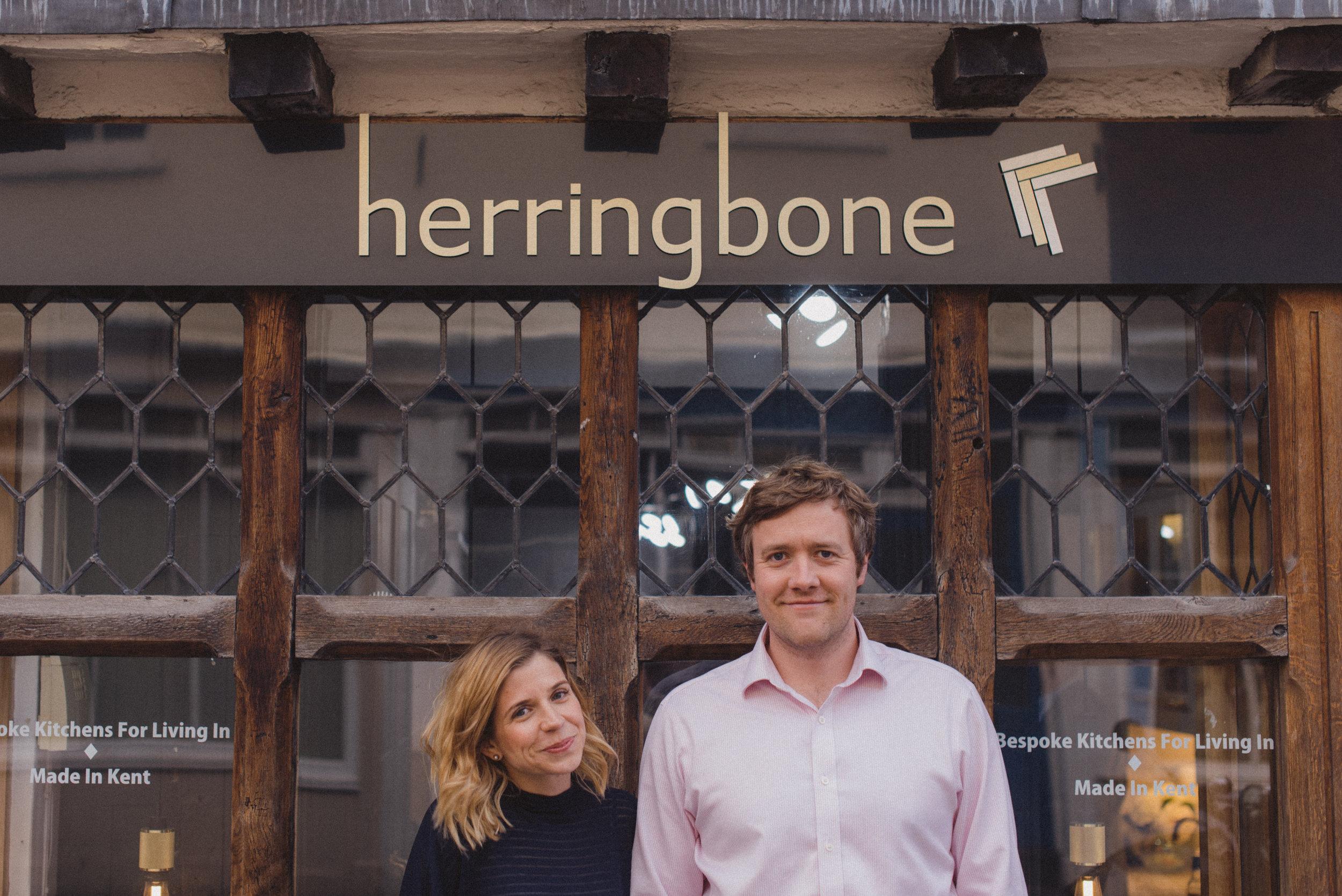 Herringbone Kitchens