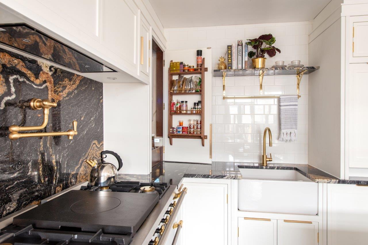 Shoreditch Kitchen Herringbone Kitchens