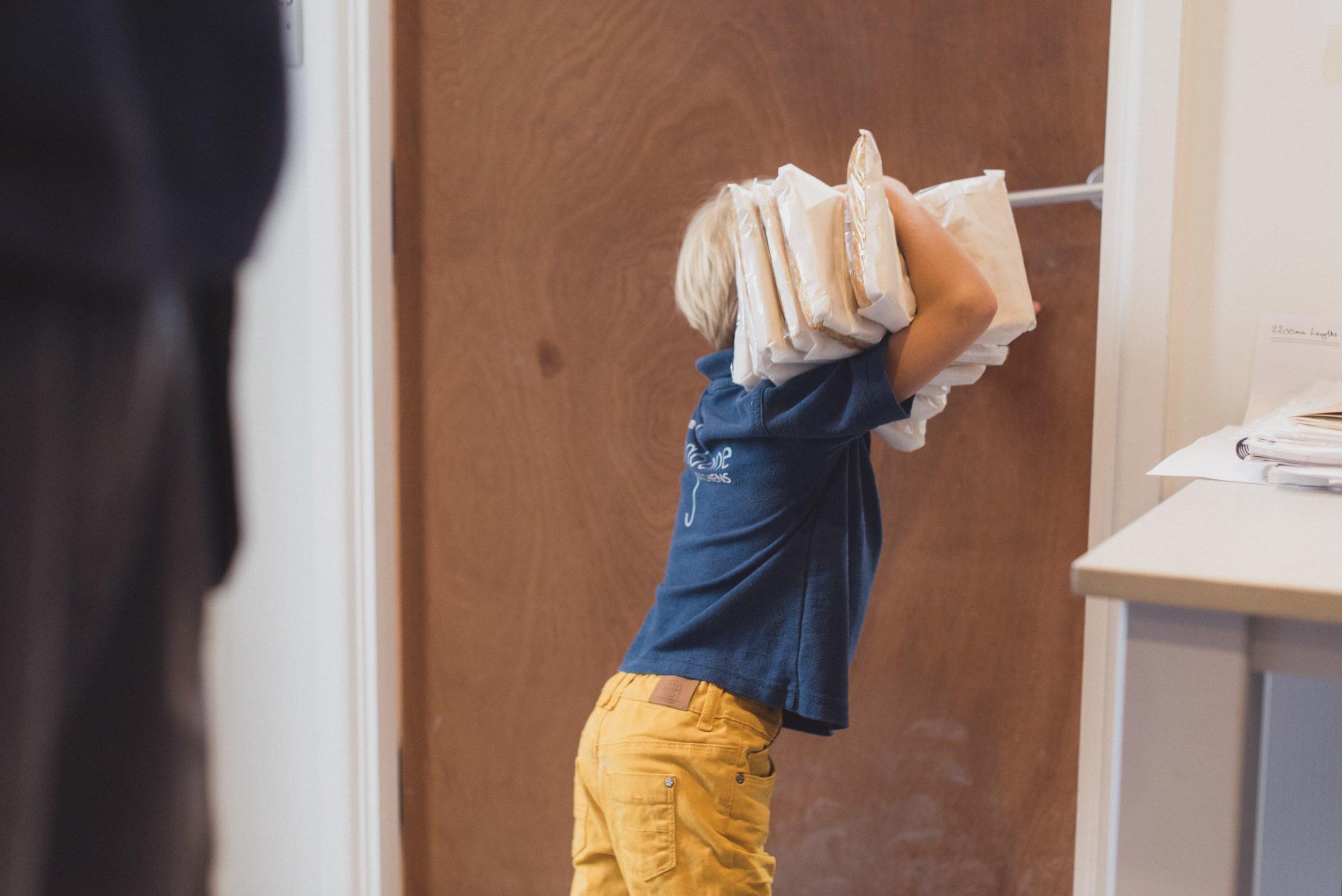 Flexible Working Herringbone