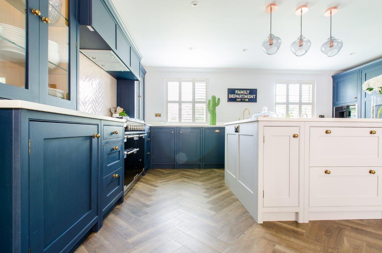 Erica Davies Bespoke Kitchen Essex