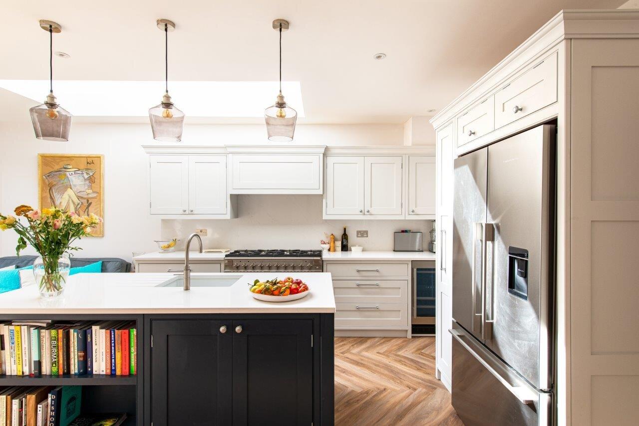 Wandsworth Kitchen Herringbone Kitchens