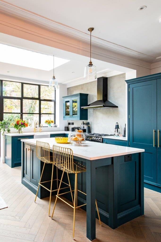 Design Tips 7 1 On Planning Designing Your Dream Kitchen Herringbone Kitchens
