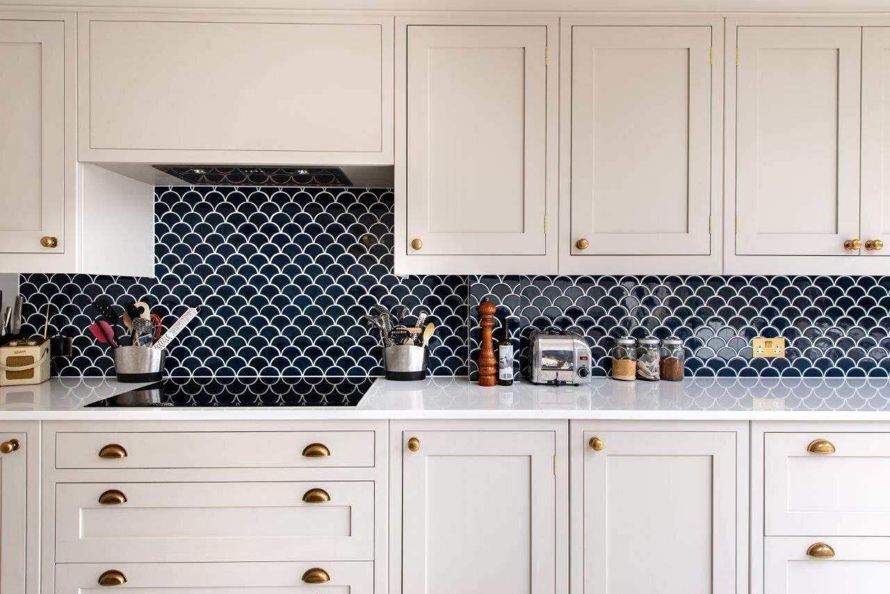 Kitchen Trends Decorative Tiles Herringbone Kitchens