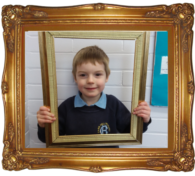Ellis in F2 came to show me his amazing writing. Miss Stallworthy told me how impressed she was that he had written almost all of this with no support, using phonics to spell new words. We had a lovely chat about the seaside. I'm really looking forward to reading more of Ellis' writing in the future!