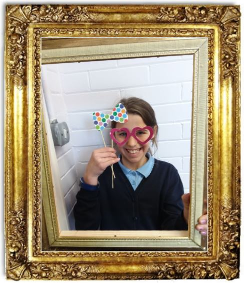 Miss Smythe sent her to me to tall me about the kindness she had shown to her class mates. This is a really lovely way for Maria to behave and a pleasing attitude. -