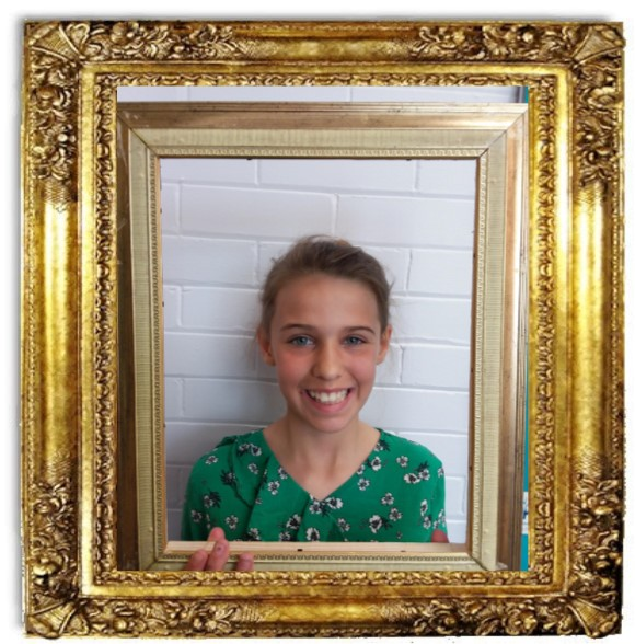 Miss Smyth sent Maria to me as she is so proud of her determination to achieve her full potential and perseverance in her work to achieve this. Her attitude in this week's SAT tests has been wonderful. Well done Maria! -