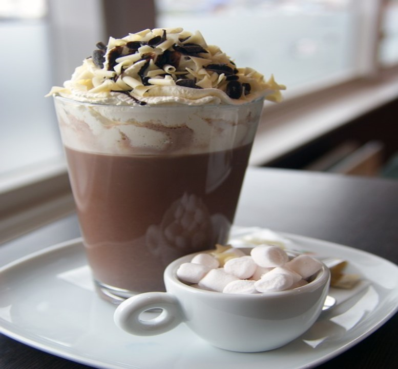 There has been a new behaviour reward for the people that always behave and never get noticed . . . you get to have a hot chocolate with our head teacher Mrs Alford. And you get cream on top! -