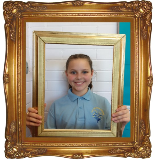 Mr Parker sent Isobel to read me her wonderful narrative writing. I was very impressed with the standard, in particular, her word choices. Well done Isobel! -