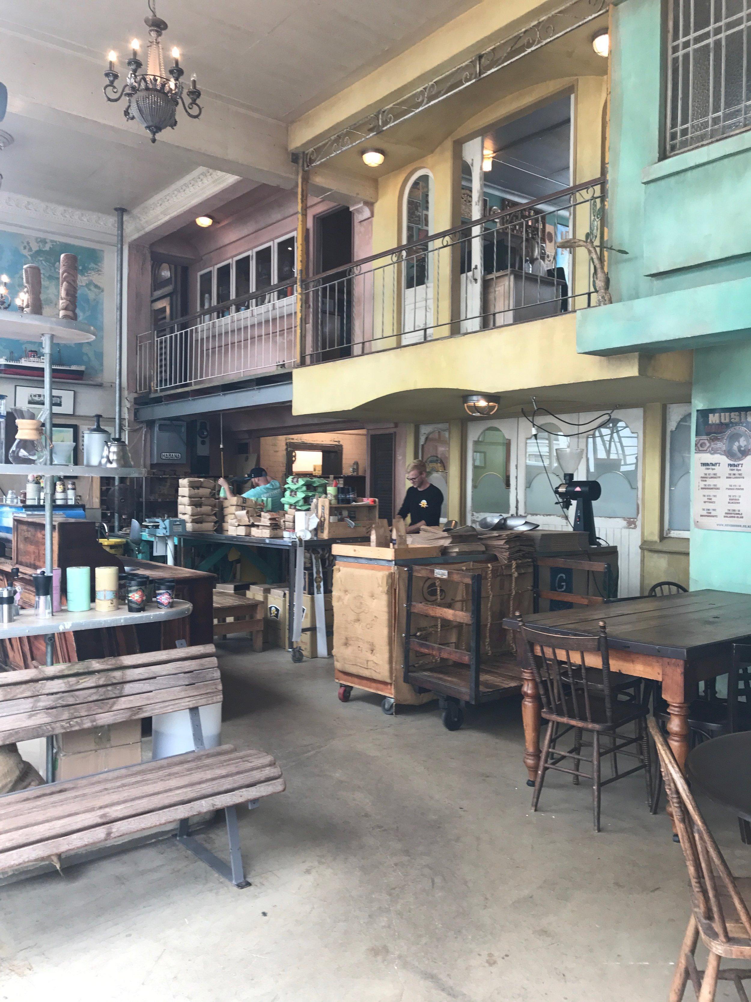 Havanna Coffee Works