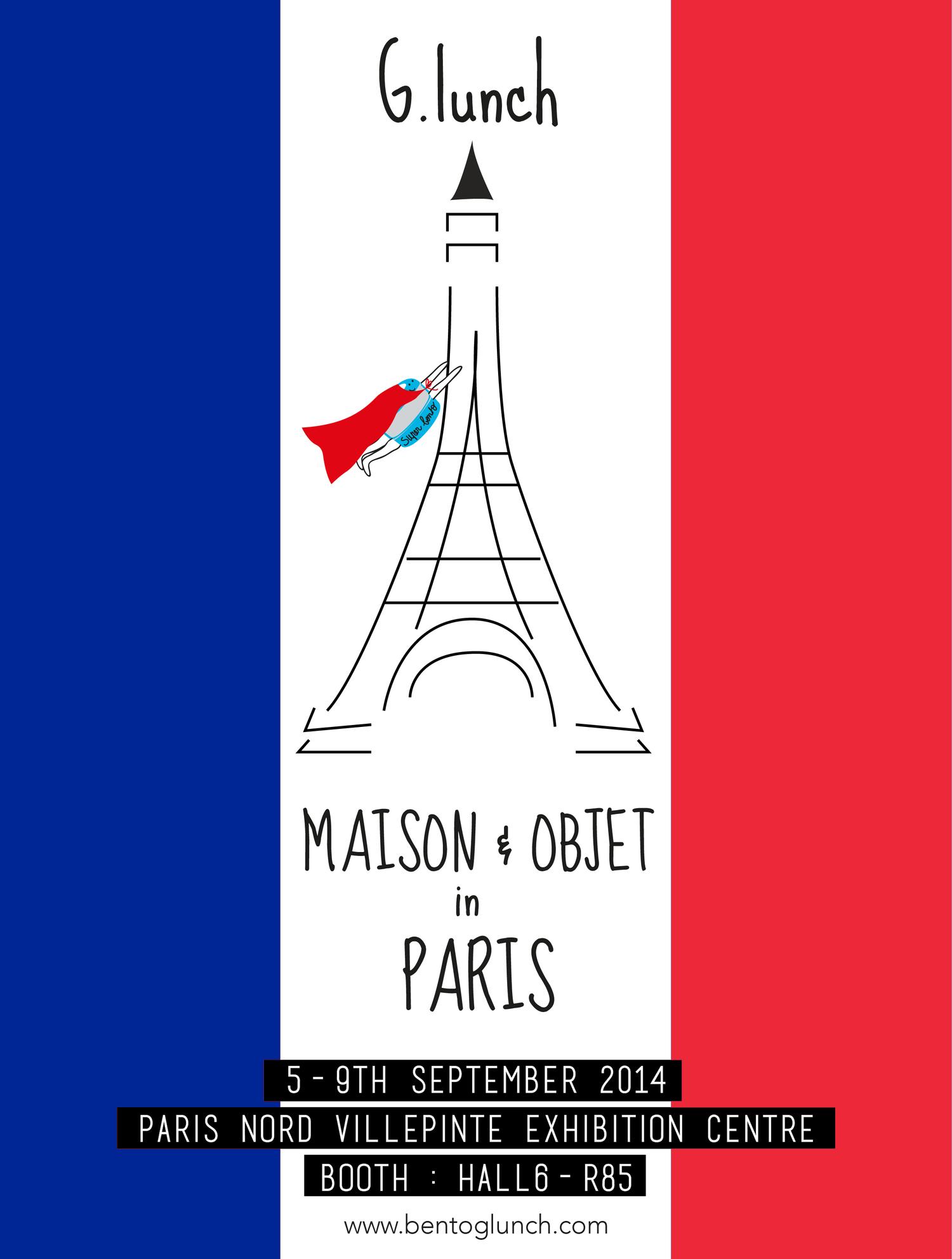 """""""Maison & Objet in Paris"""""""