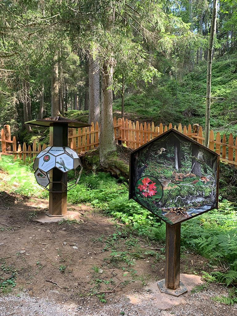 Bienenwald Gummer Schild Nr. 3