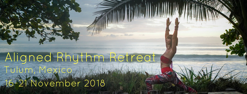 Explore how to use air in your own cycles of energy and creation in our Aligned Rhythm retreat in Mexico.