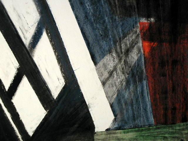 Natural Abstract 'B'