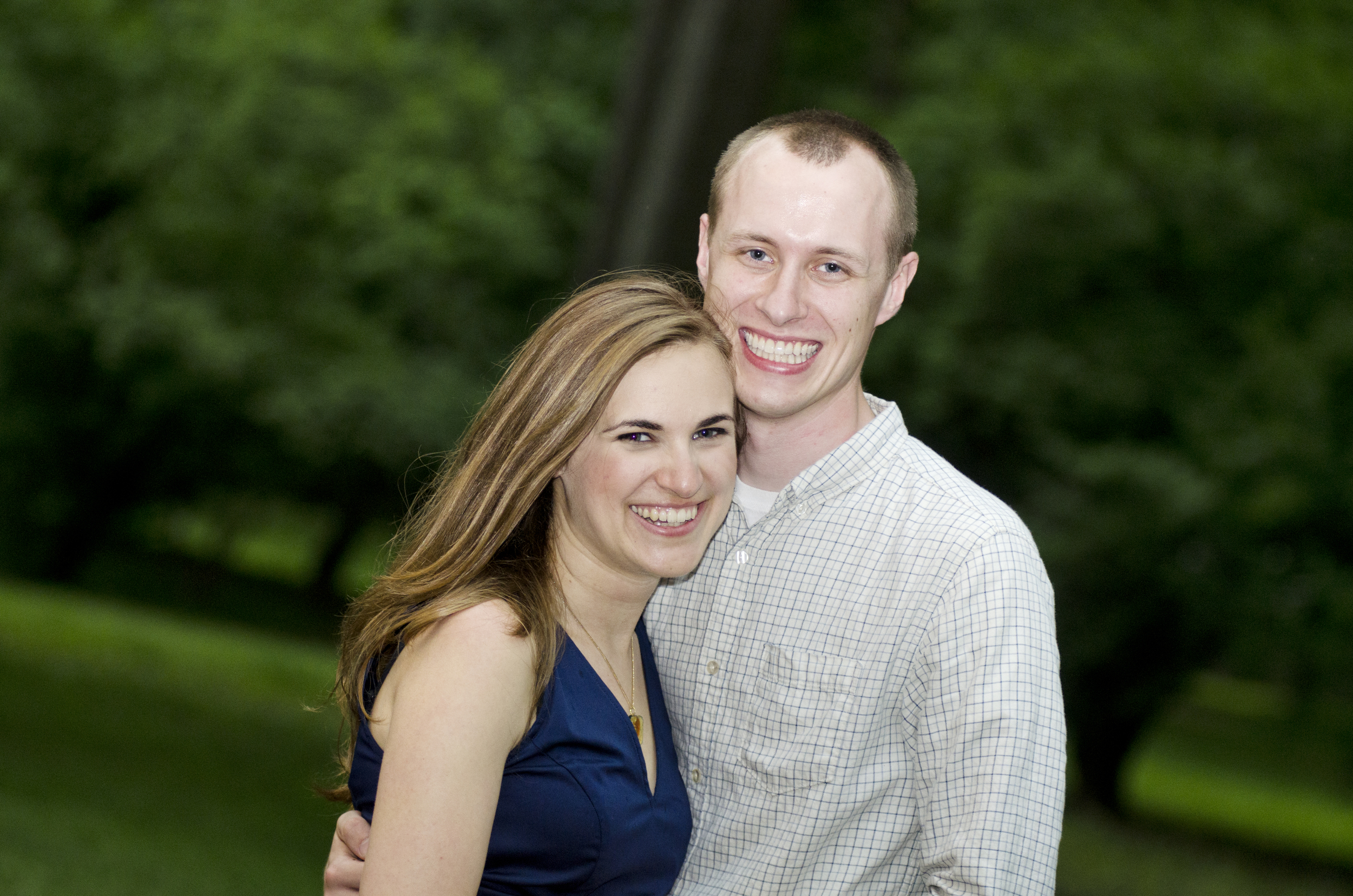 dc war memorial engagement session