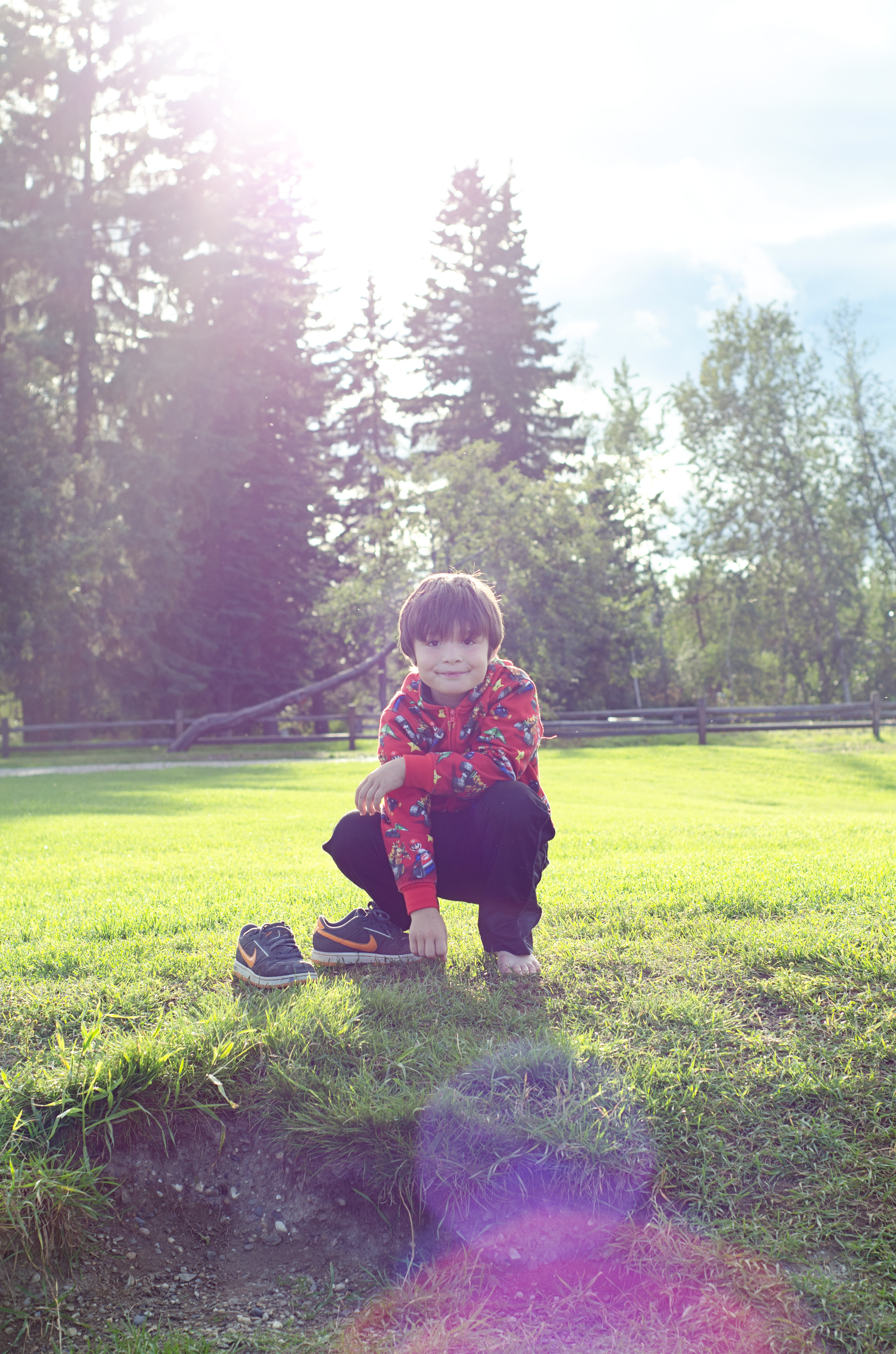 pioneer park family photographer - alaska