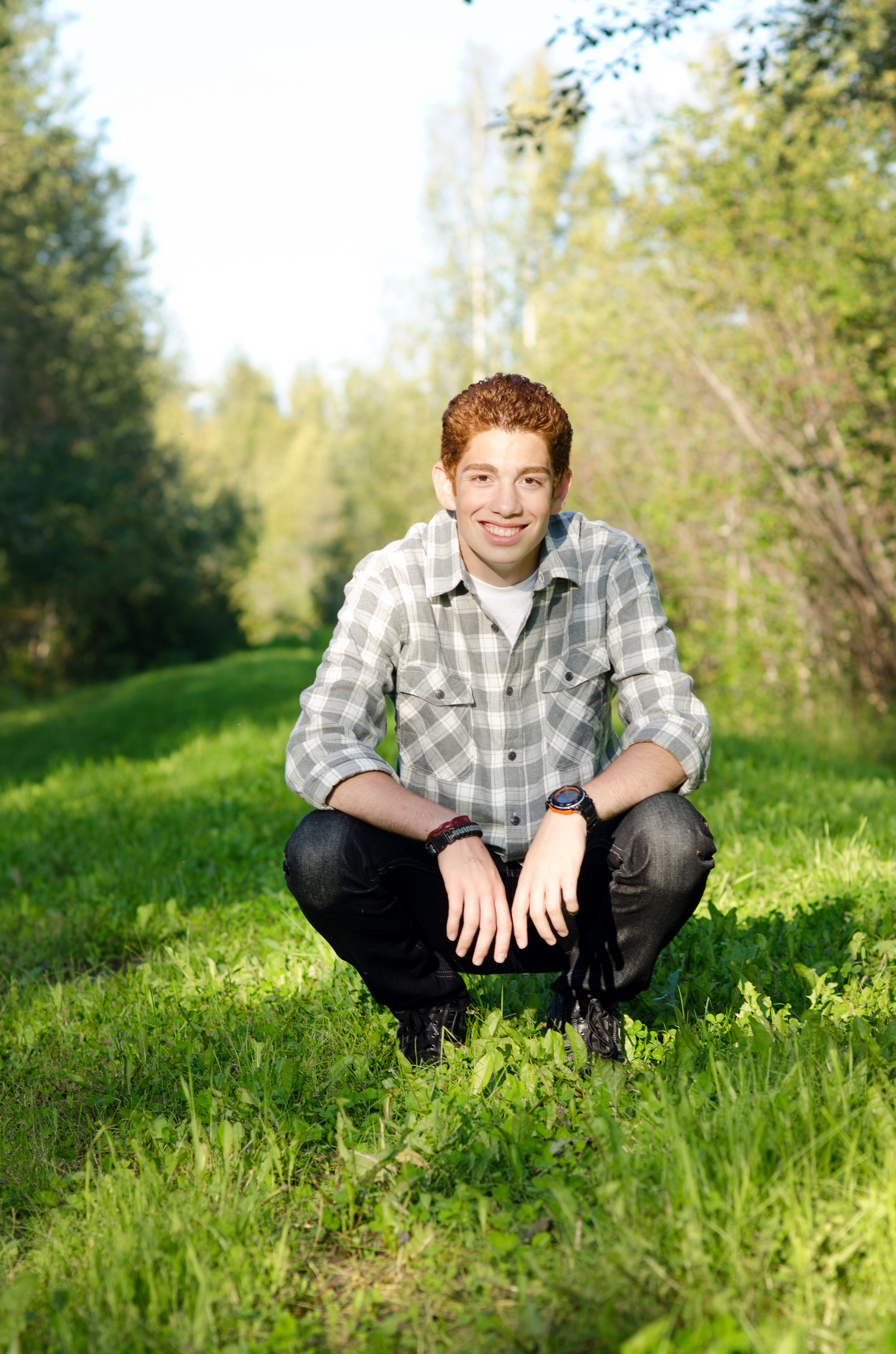 fairbanks senior photos photographer in alaska