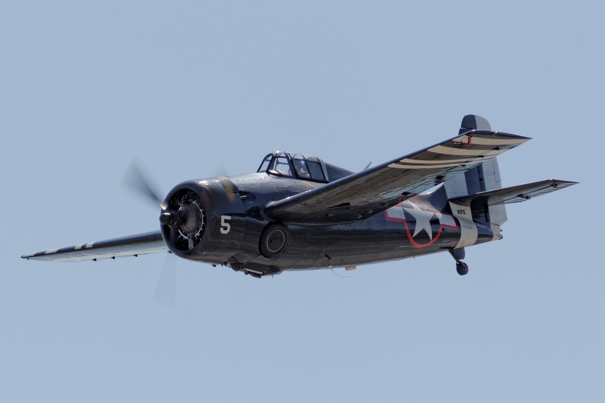 Grumman FM-2 Wildcat - Collings Foundation