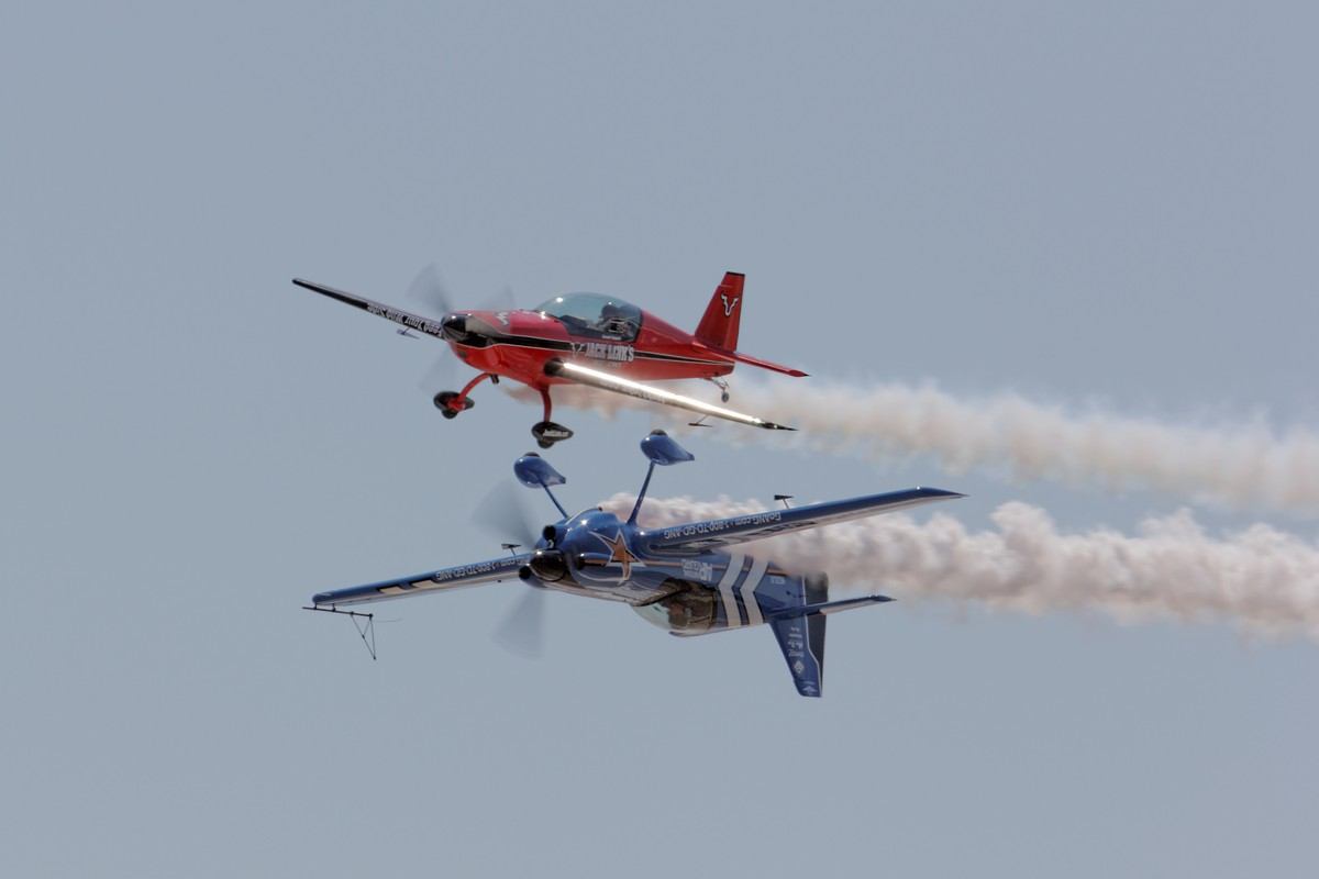 John Klatt Airshows MX-S and Ultra 300L