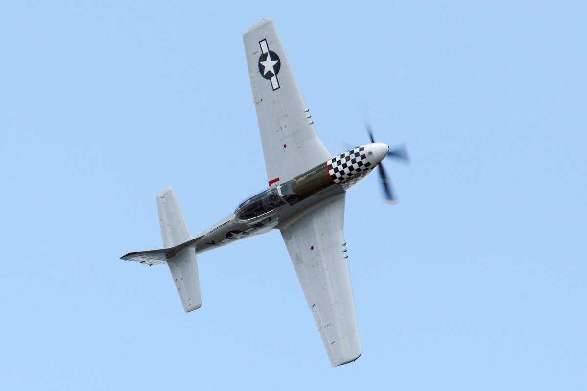 "TF-51 Mustang ""Bum Steer"""