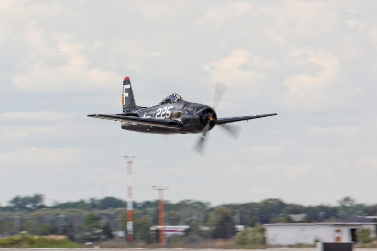 The Horsemen - Grumman F8F Bearcat