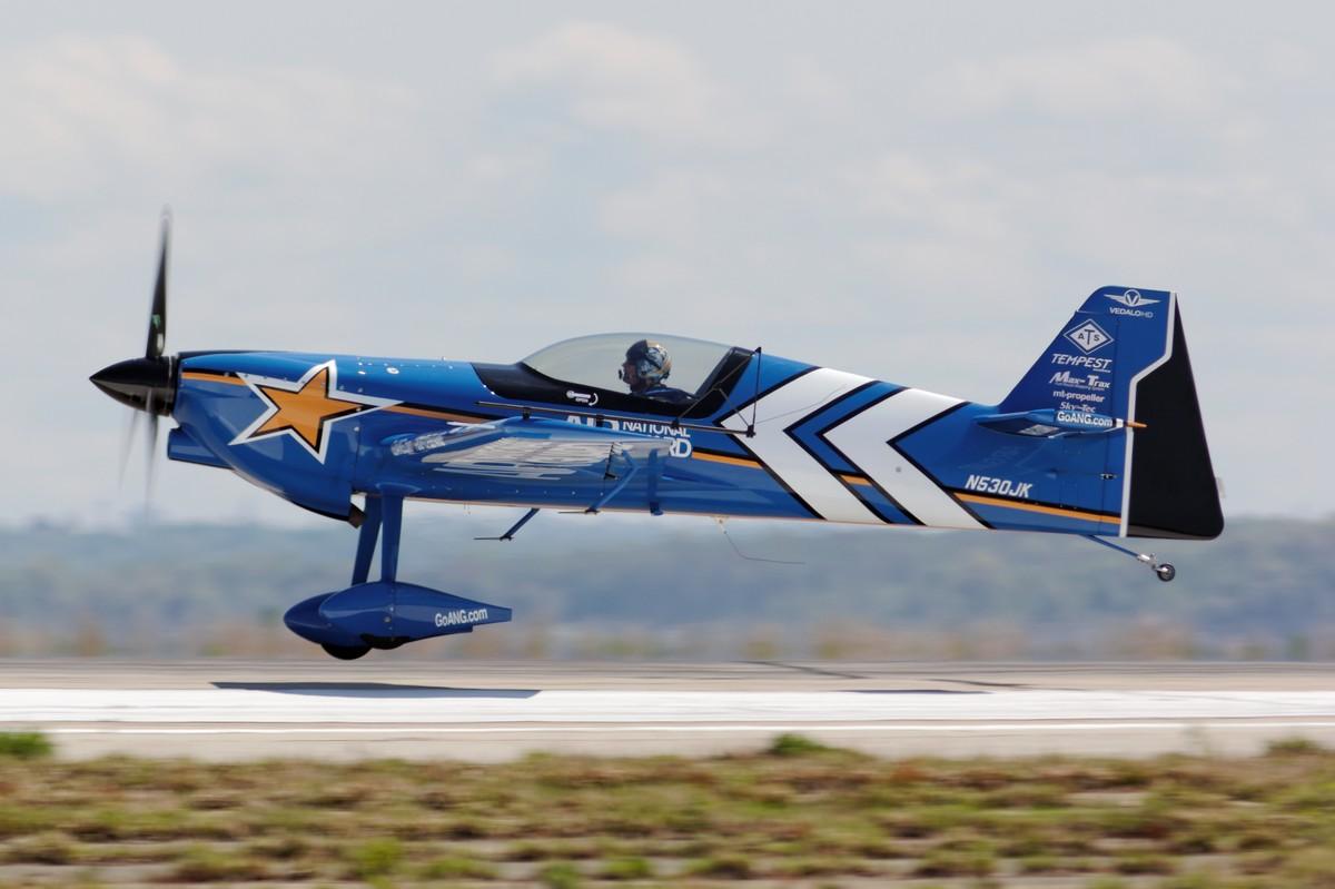 John Klatt Airshows ANG MX-S
