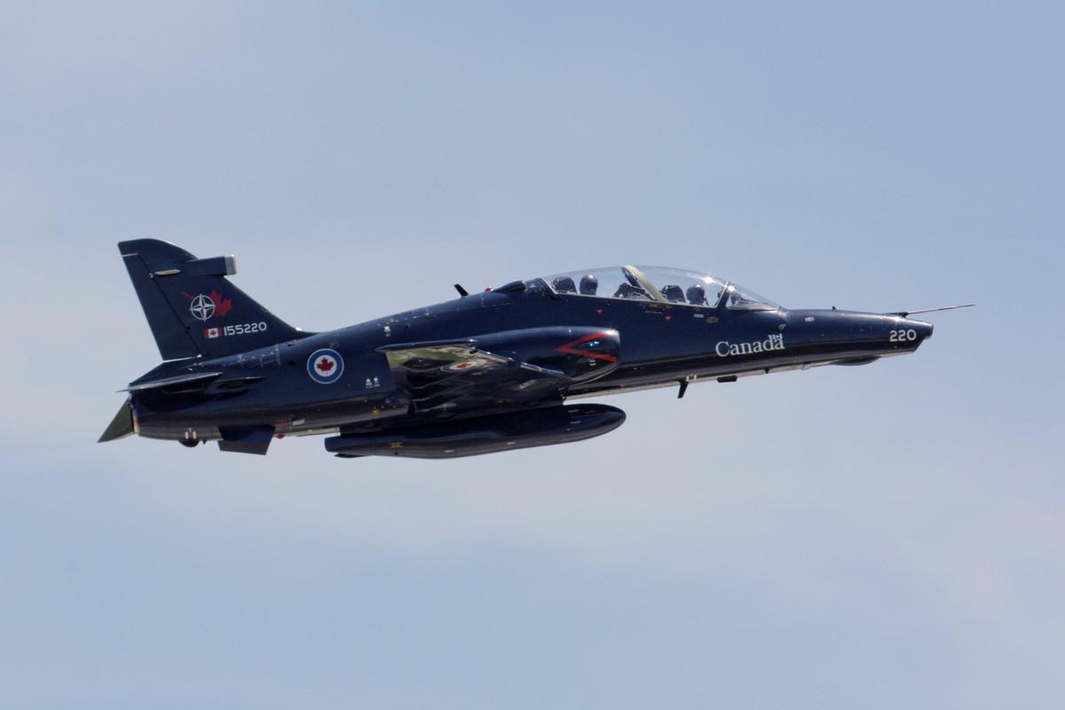 RCAF CT-155 Hawk