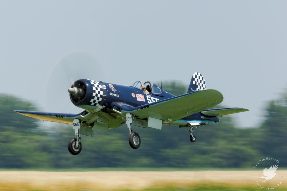 """FG-1D Corsair """"Skyboss"""""""