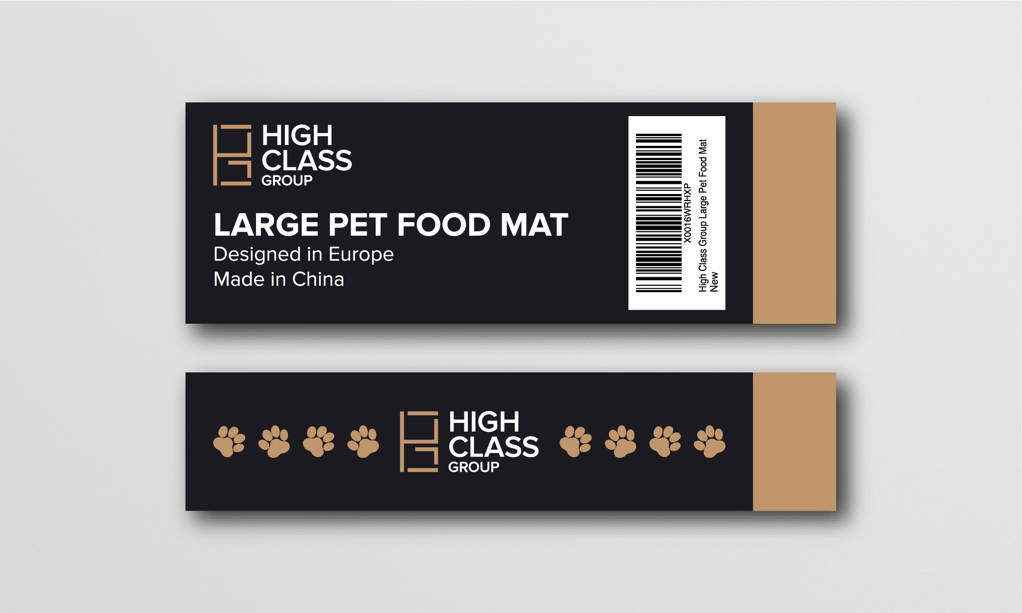Product tags - design