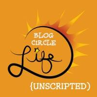 Join us for weekly shares and themes over on our Facebook page:  Life {Unscripted}