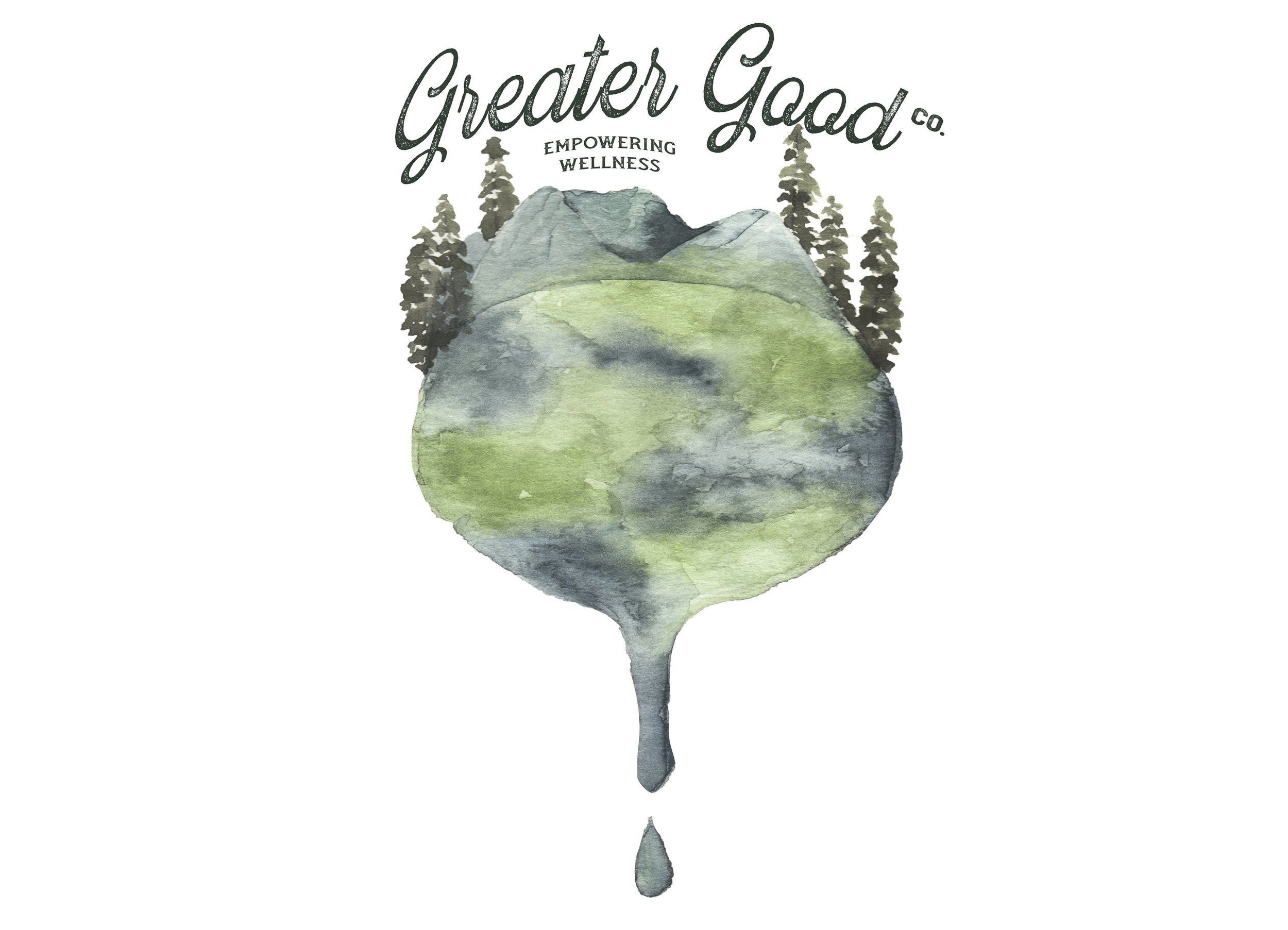why greater good? - We believe that oils and non-toxic living is so much more than peace of mind. It's changing the way we advocate for ourselves and our families, making us more self aware and in tune with what we are using day in and day out that may be causing us harm. We believe the non-toxic movement is for the Greater Good of planet earth and all that live & breathe on it. So join our movement and let's do this, together.