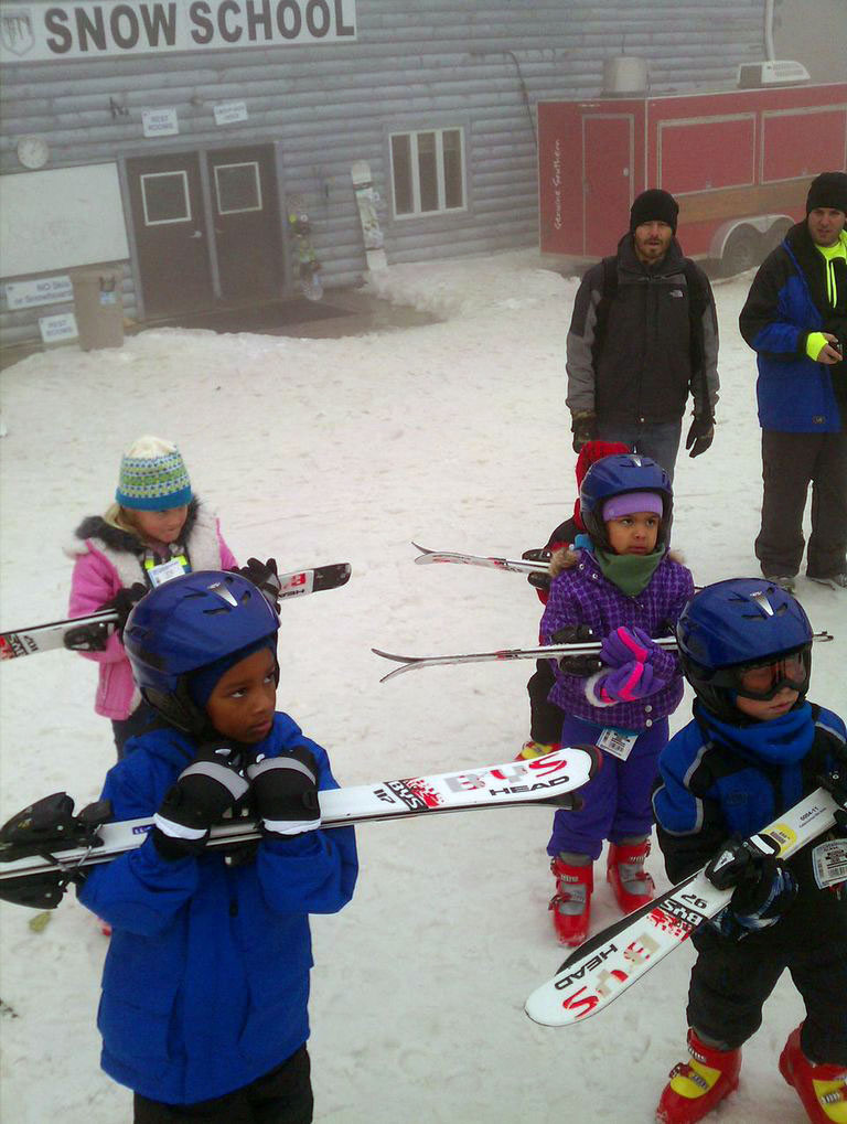 Cattaloochee Snow School