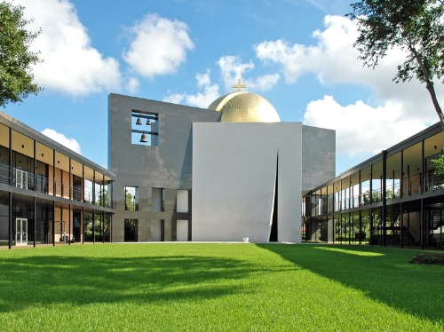 Via The Menil Campus Architecture Walk