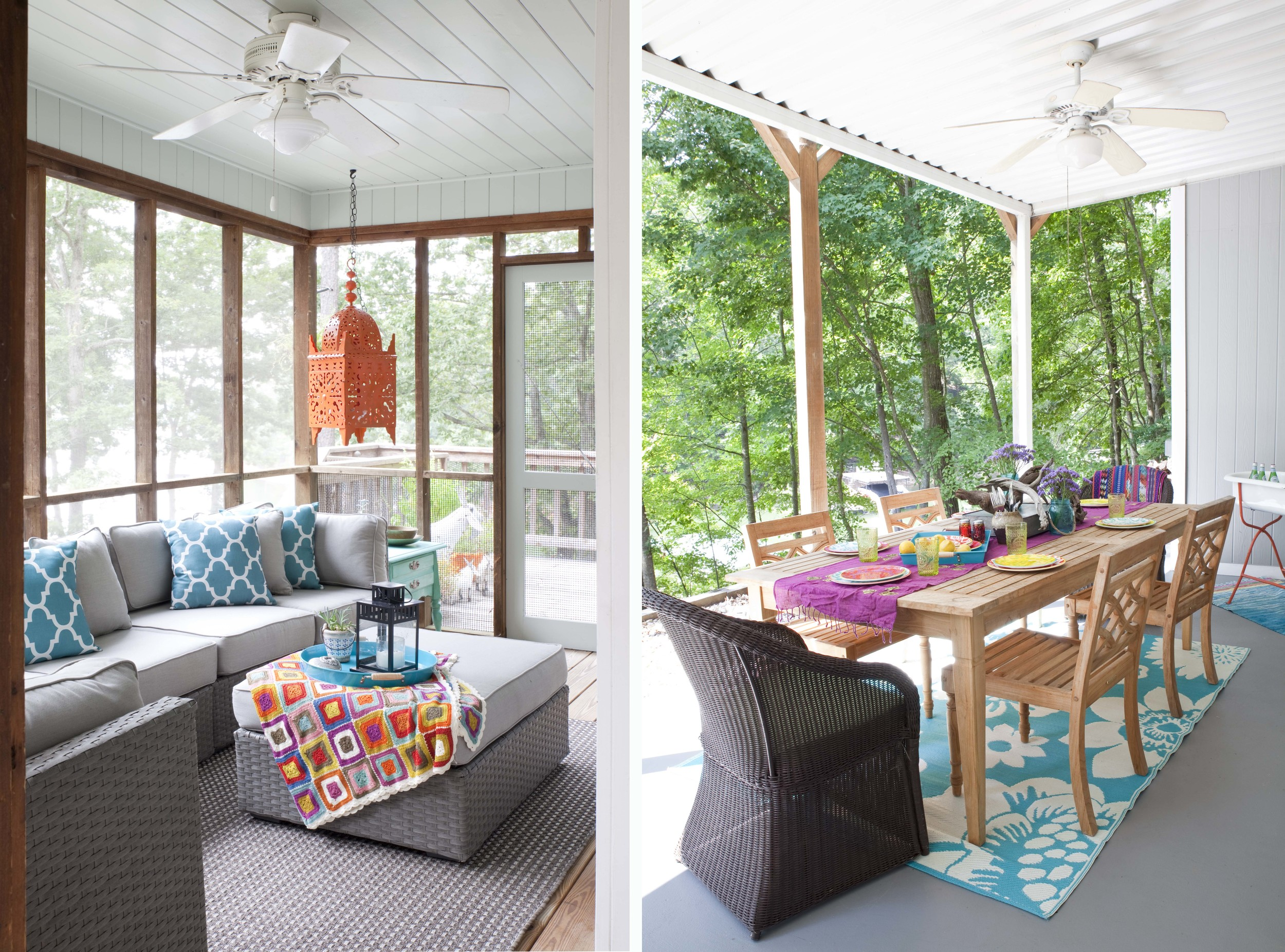 Photos by Christina Wedge, Stying by Susie Roupe for B Interiors