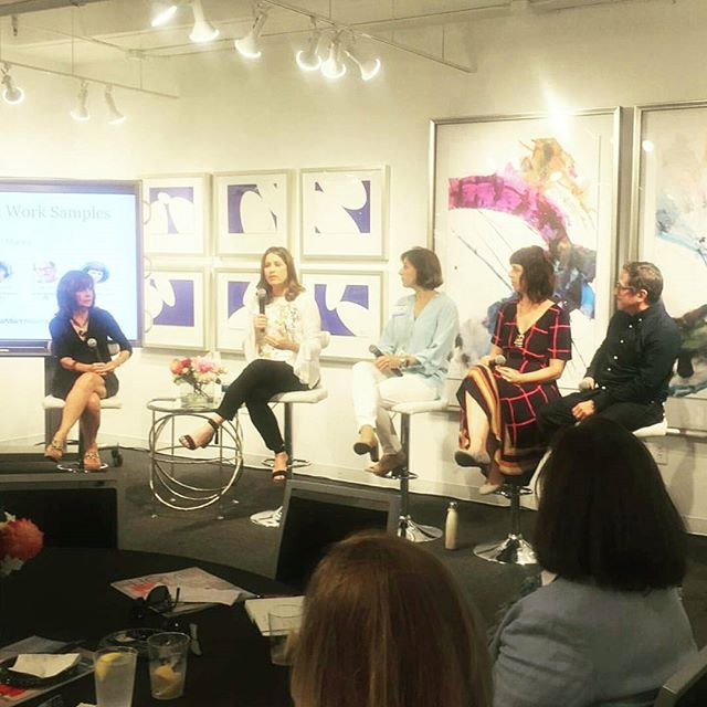 Our own @christinawedge spoke on a panel at #americasmartatl about photography and design recently, and we couldn't be more proud of her to be included on a panel with such talent!  #regram @atlmaghome  #christinawedgephotography #photography #interiors #interiordesign #photography #interiorsphotography #style #design #panel #atlanta #atlmag #endsinstyle