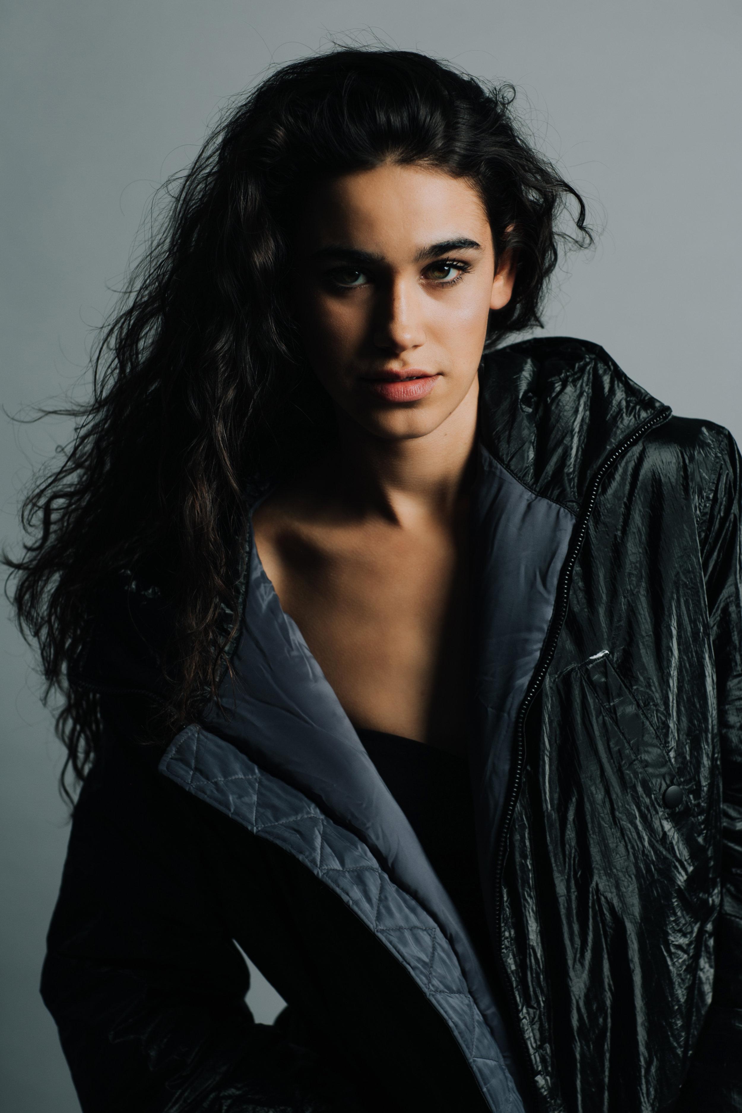 Paige-Newton-Model-Test-Shot