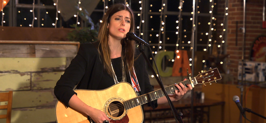 TV series featuring nationally known singer-songwriters performing acoustic pop and folk music at the Red Cat Coffee House in Birmingham, Alabama.