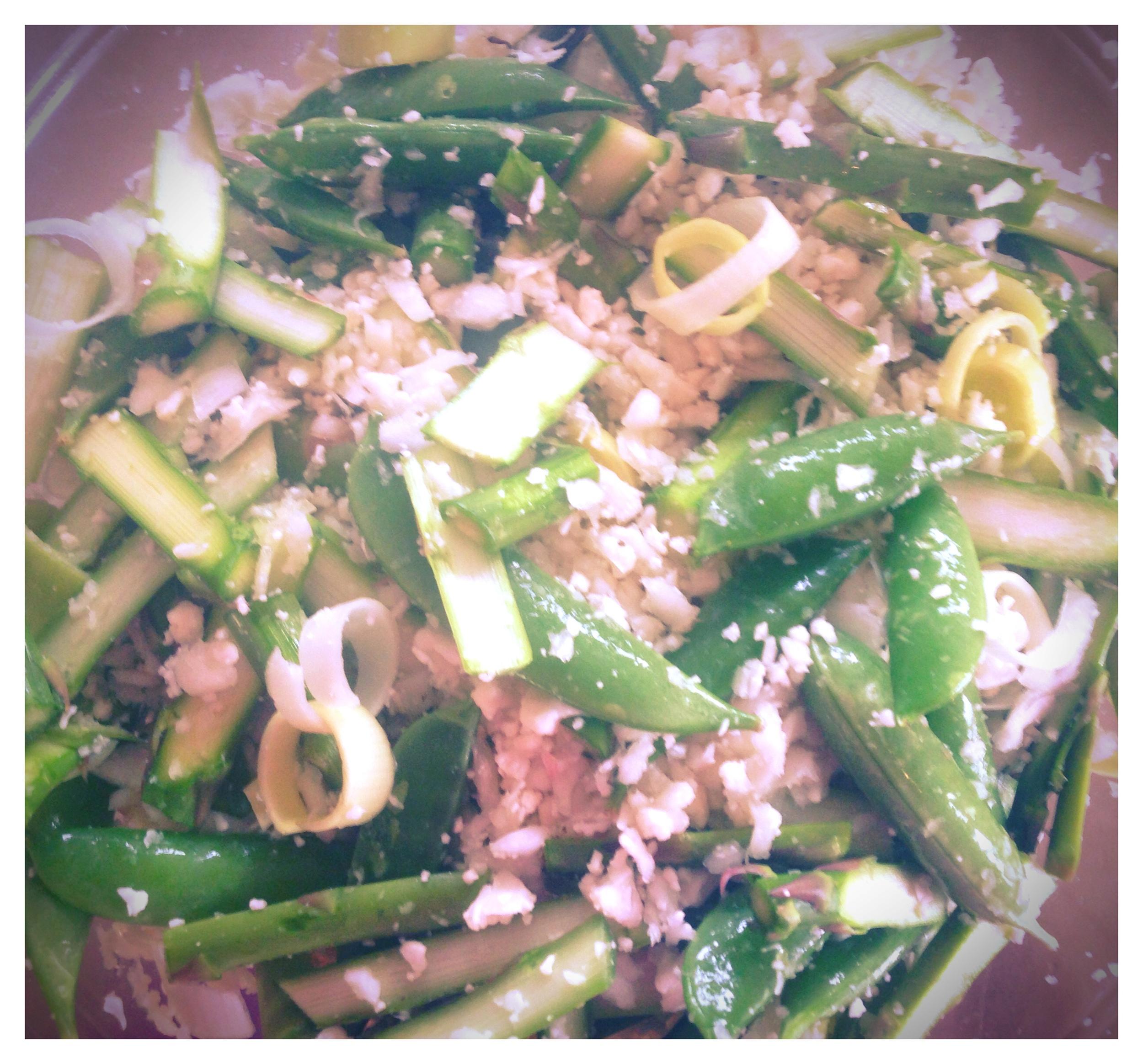 Cauli-Rice Pilaf