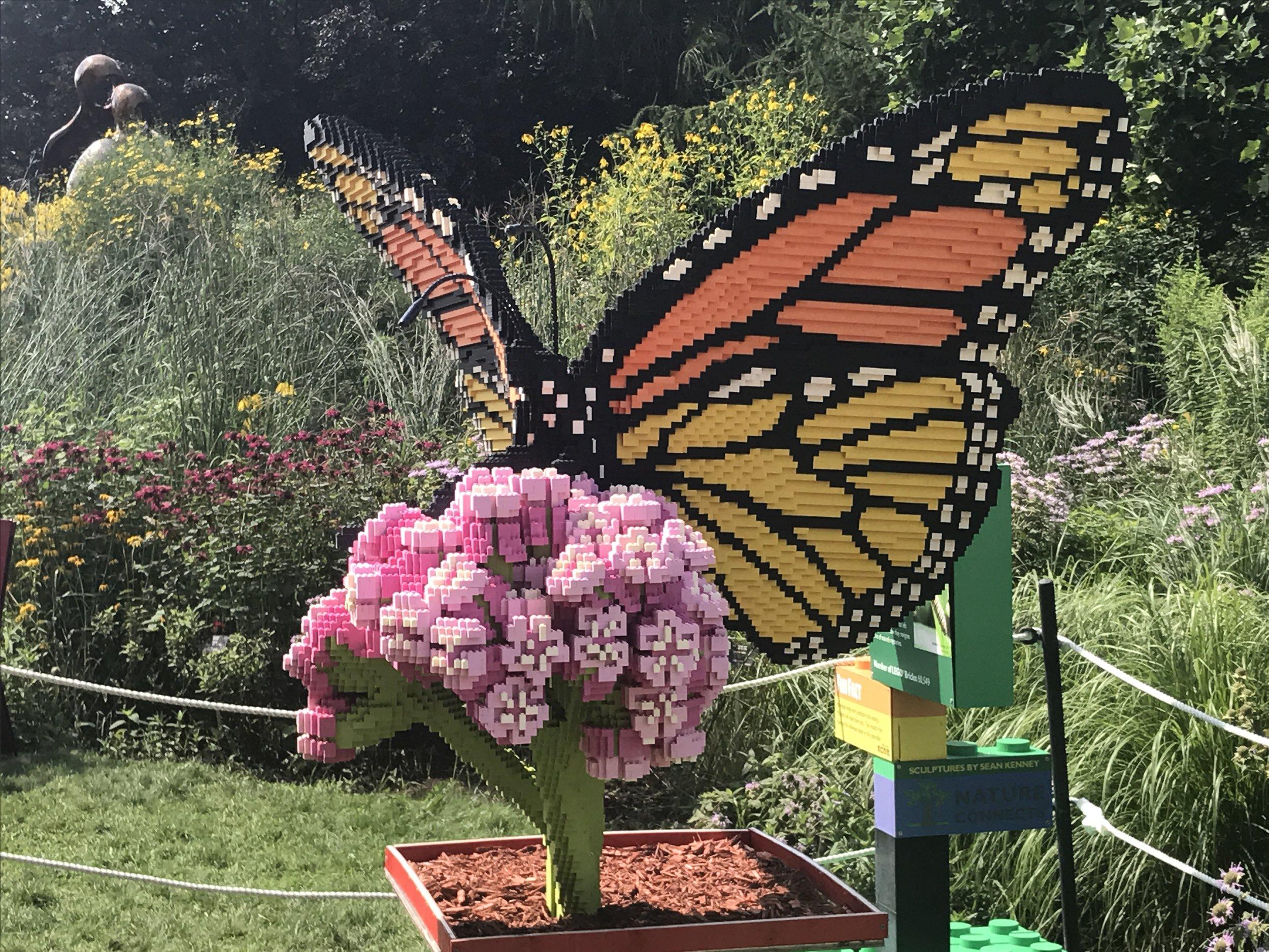 A Lego Butterfly!