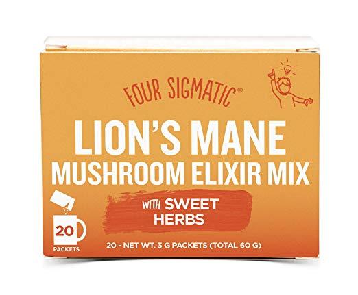 Lion's Mane Elixir