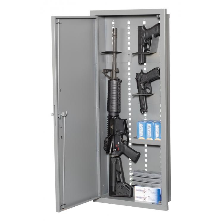 Recessed Storage Locker