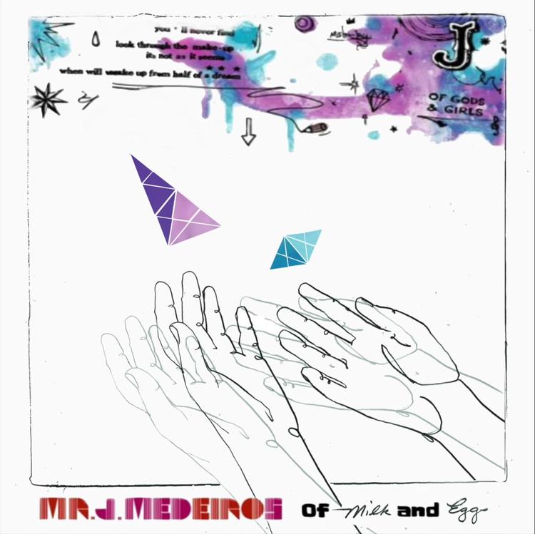 Mr. J. Medeiros - Of Milk and Eggs    Burning Beacon Remix ( feat. Seb Zillner)  © 2016 Mr. J. Medeiros  Listen on YouTube