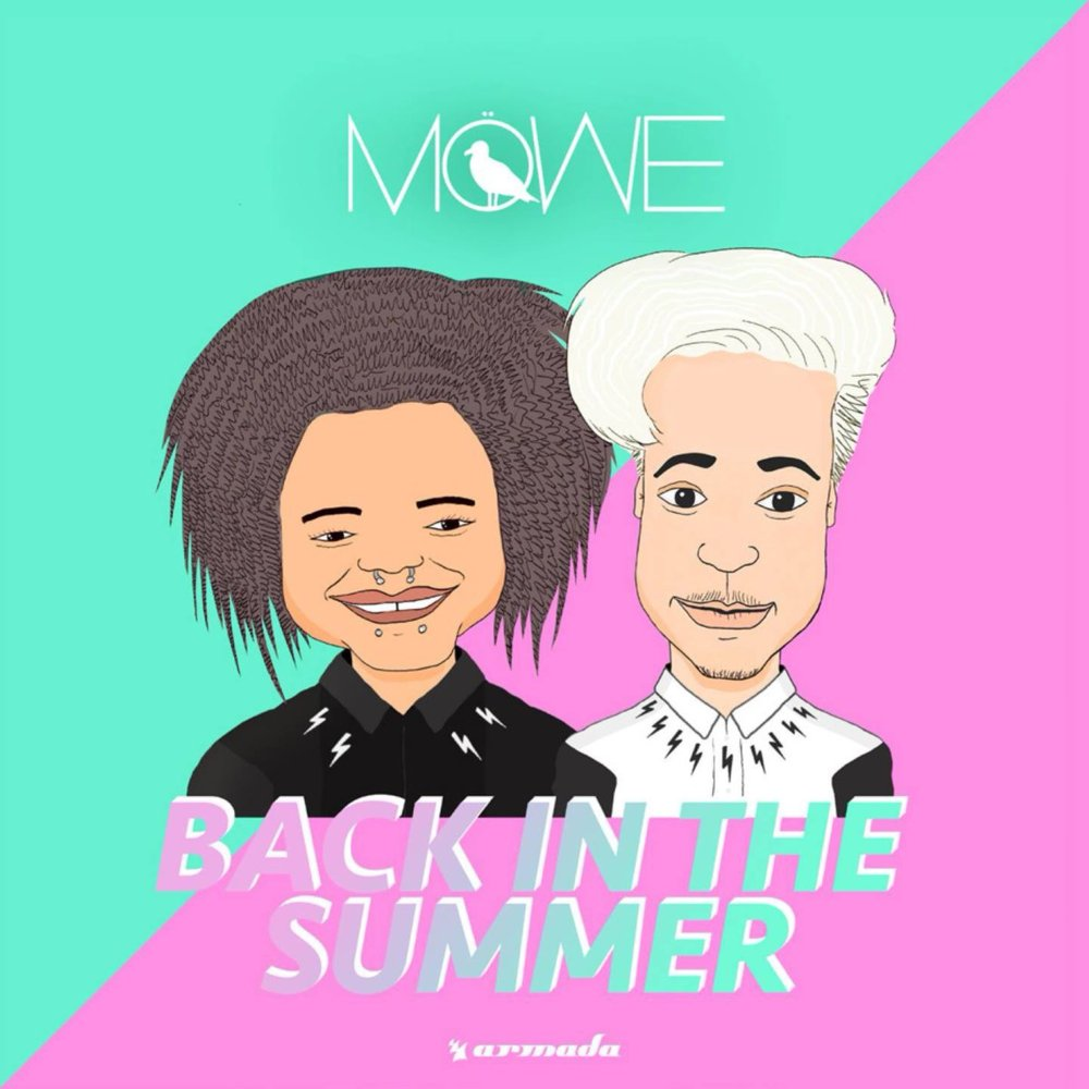 MÖWE - Back in the Summer    7. Boy Oh Boy (feat. Jerry Williams) Flute Seb Zillner    14. On My Road Alone Saxophone Seb Zillner   © 2016 Armada Music B.V.  Listen on Spotify