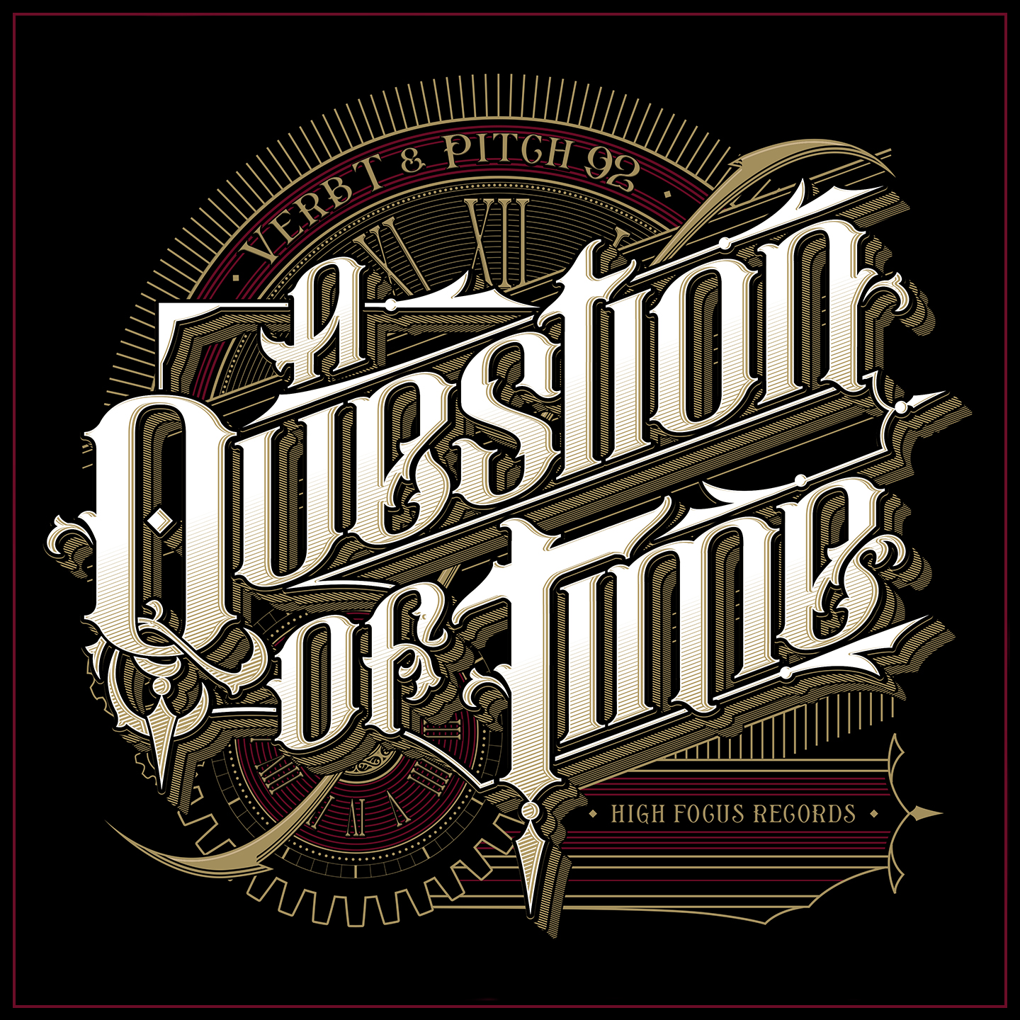 Verb T & Pitch 92 - A Question of Time   8. A Question of Time    Flute Seb Zillner   © 2019 High Focus Records  Listen on Spotify