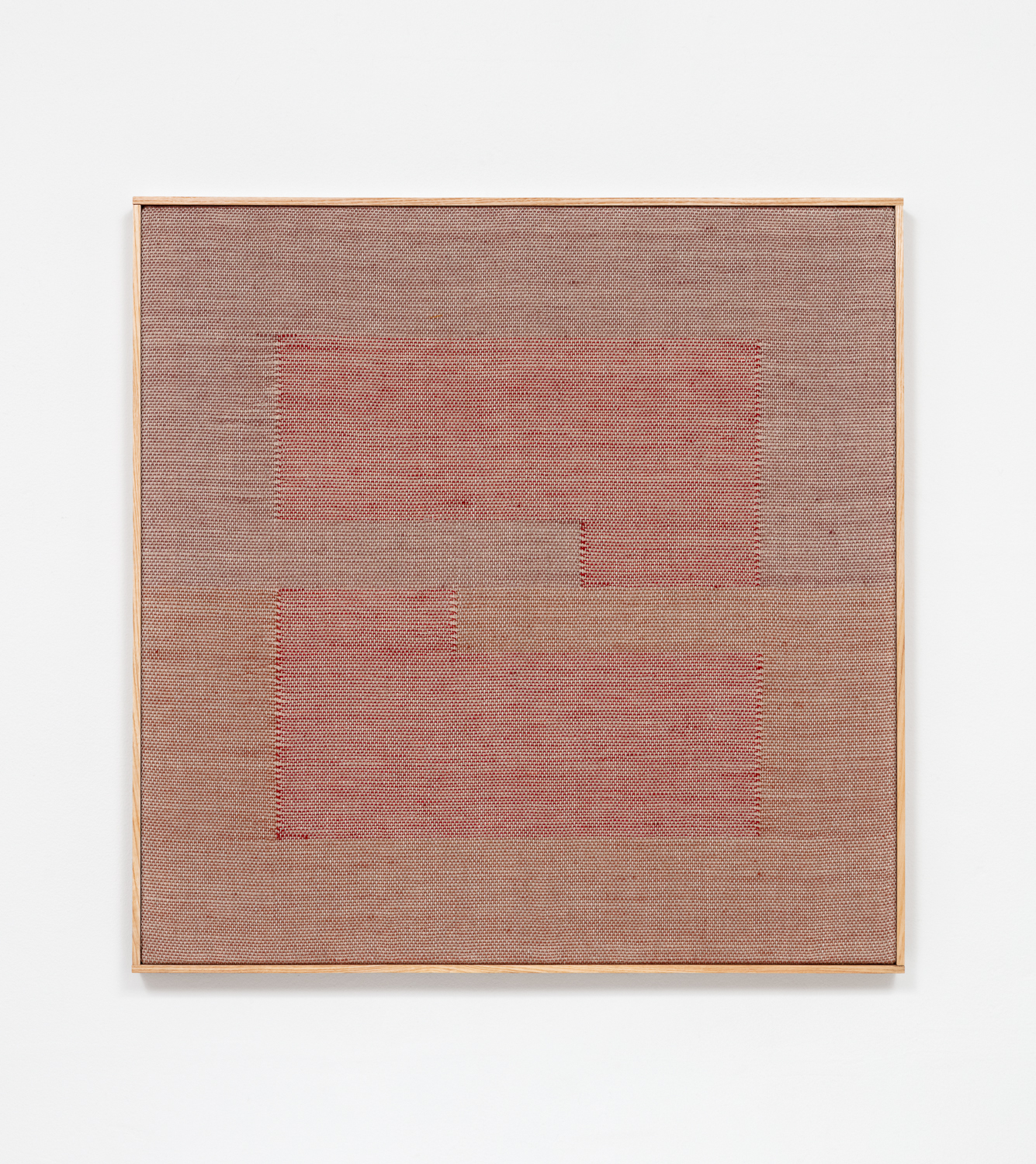 Untitled (Madder and Lac)